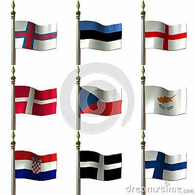 Free Flags Stock Photo - 1904760