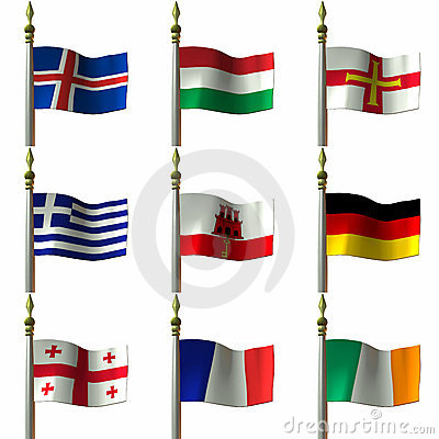 Free Flags Stock Images - 1904764