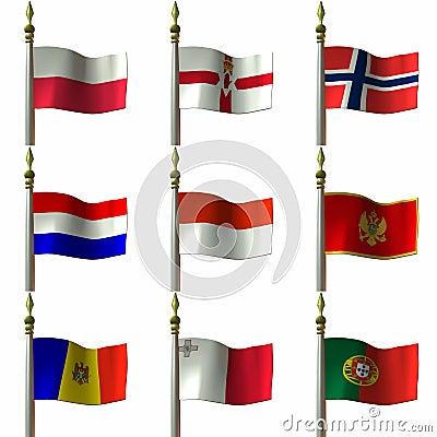 Free Flags Stock Photos - 1919683
