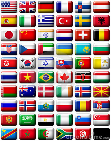 Free Flags Stock Photography - 7889472