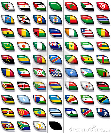 Flags of Africa 2