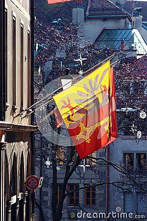 Flags of Geneva
