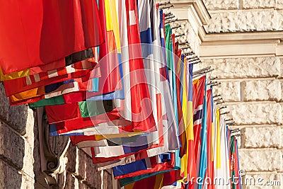 Flags international