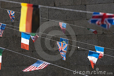 Flags international