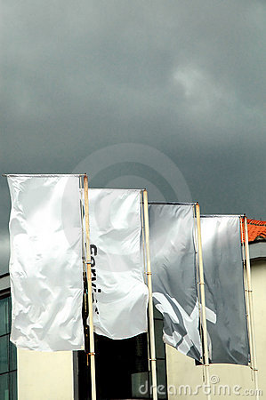 Free Flags On The Wind II Stock Image - 932651