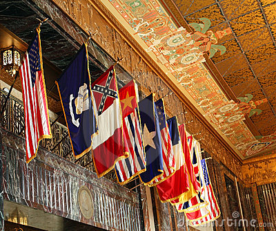 Flags Over Louisiana