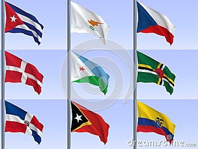 Flags vol9