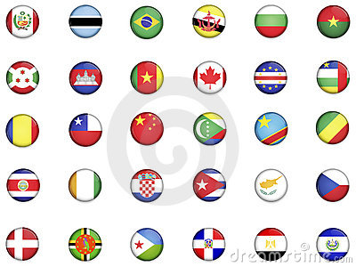 Flags of the world 1