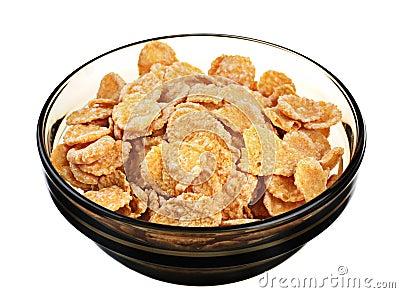 Flake corn