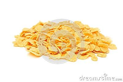 Flake corn group