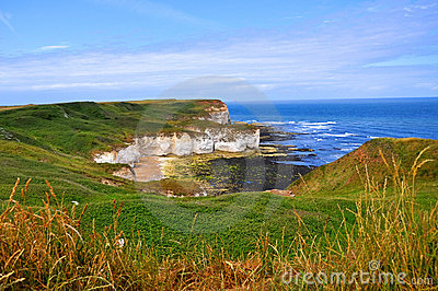 Flamborough Coastline