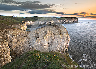 Flamborough Head sunrise