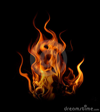 Free Flame Royalty Free Stock Photography - 13729807