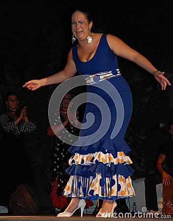 Flamenco Editorial Photography