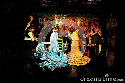 Flamenco Albayzin Editorial Photography