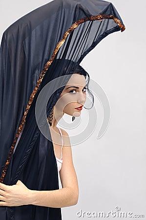 Free Flamenco Dancer Royalty Free Stock Photos - 5193278