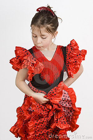Flamenco Girl