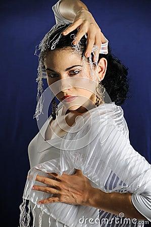 Free Flamenco Passion Stock Image - 5484531