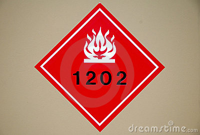 Flammable Hazard