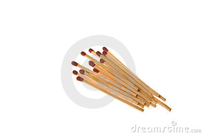 Flammable matches