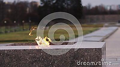 Flamme éternelle à la mémoire des victimes, clips vidéos