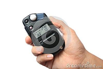 Flash meter