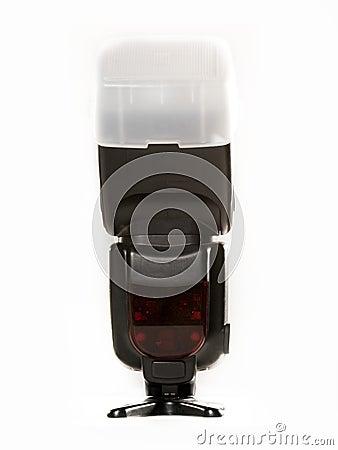 Flash speedlight strobe for digital SLR