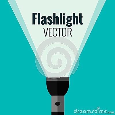 Free Flashlight Stock Photography - 48615102