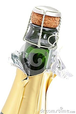 Flaskchampagne