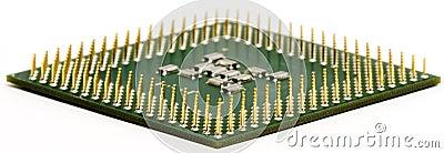 Flat CPU