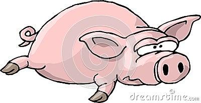Flat Pig II