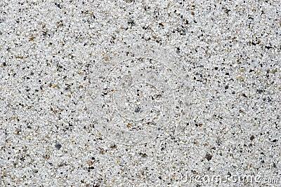 Flat quartz sand