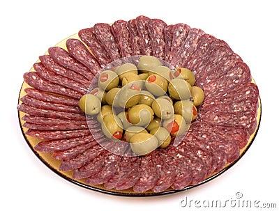 Flat sausage