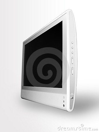 Free Flat Screen TV 3 Royalty Free Stock Photo - 23245