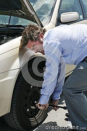 Flat Tire  - Effort