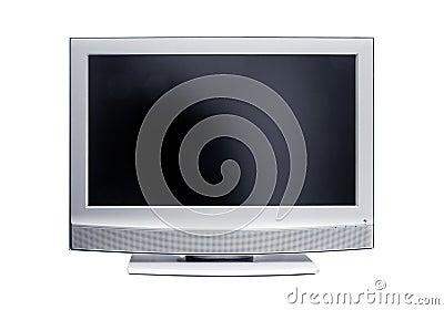 The flat TV