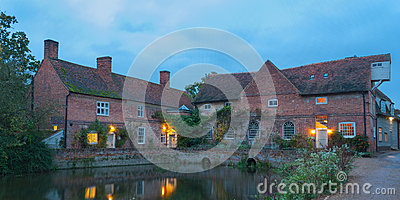 Colchester Essex UK Flatford Mill