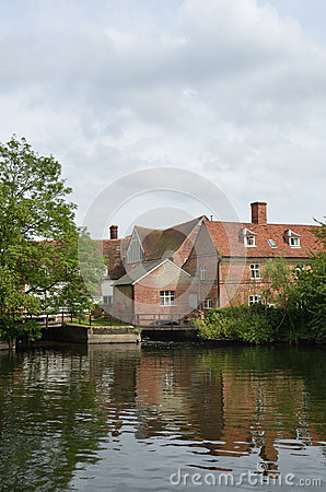 Flatford Mill Suffolk