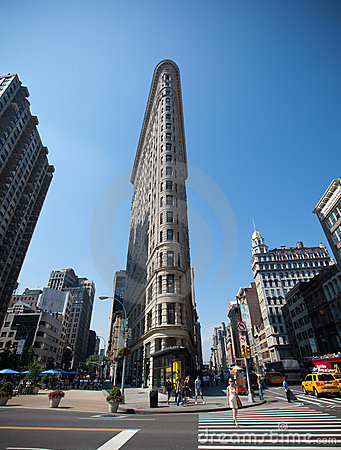 Flatiron Building Editorial Photo