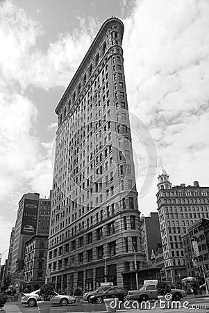 Free Flatiron Building Stock Photography - 27581482
