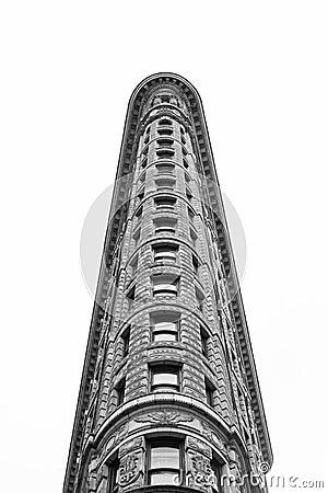 Flatiron Building Details Editorial Image