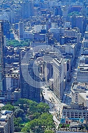 Flatiron District New York