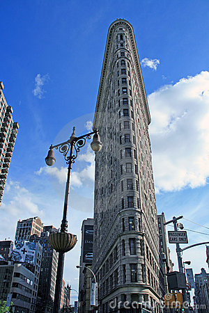 Flatiron - New York Editorial Stock Image