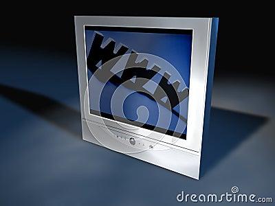 Flatscreen TV 4