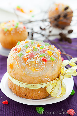 Flavorful and mouthwatering baking for the holiday, Easter