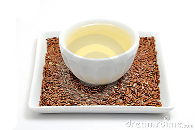 Flaxseed with oil