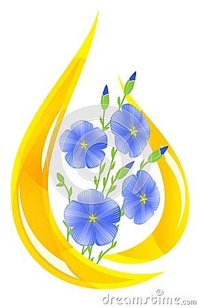 Flaxseed oil.