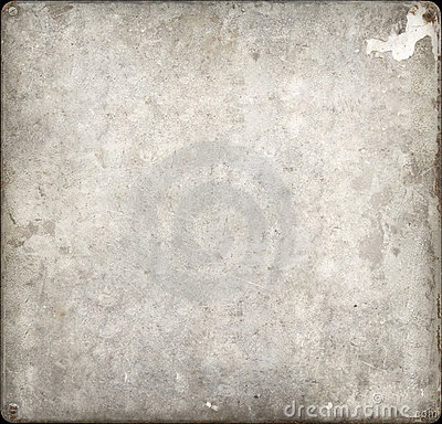 Free Flecks Covering And Rusty Metal Plate With Screws Royalty Free Stock Images - 20048209