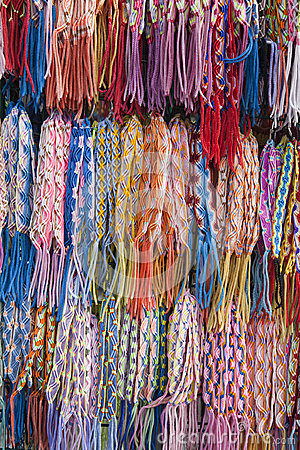 Fleece  bangles