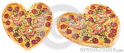 Fleischpizza